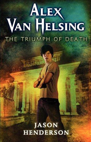 Alex Van Helsing By JASON HENDERSON