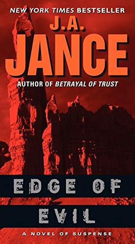 Edge of Evil By J. A Jance