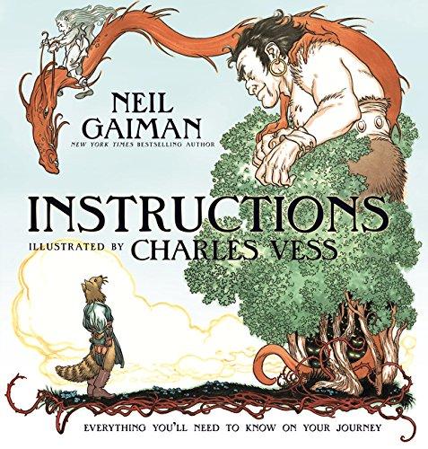 Instructions By Neil Gaiman