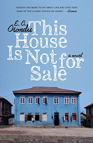 This House Is Not for Sale By E C Osondu