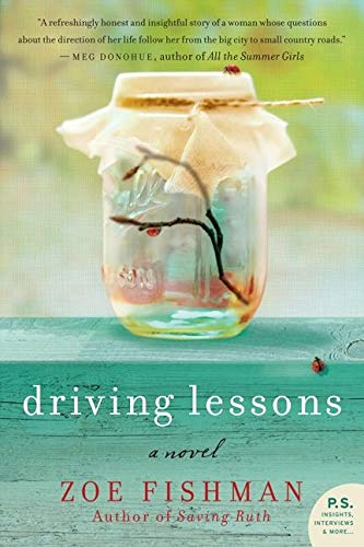 Driving Lessons By Zoe Fishman