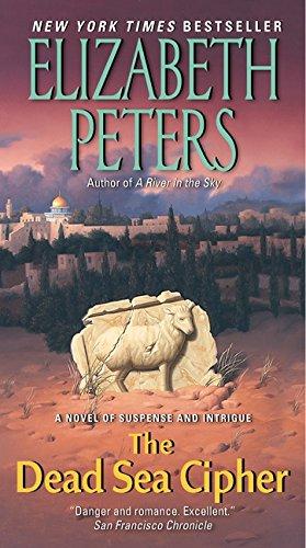 The Dead Sea Cipher By Elizabeth Peters
