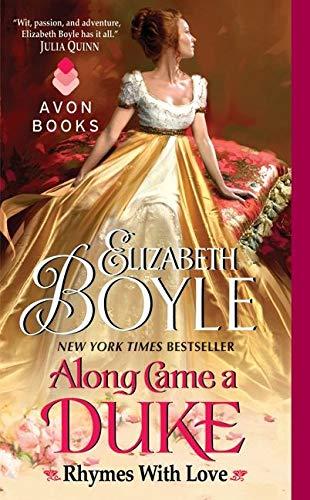 Along Came a Duke By Elizabeth Boyle