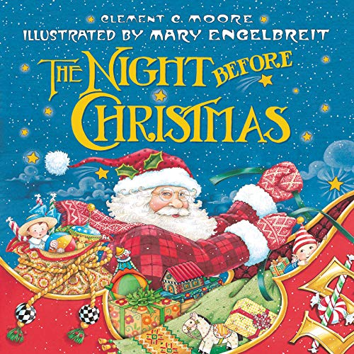 The Night Before Christmas Search and Find By Clement C. Moore