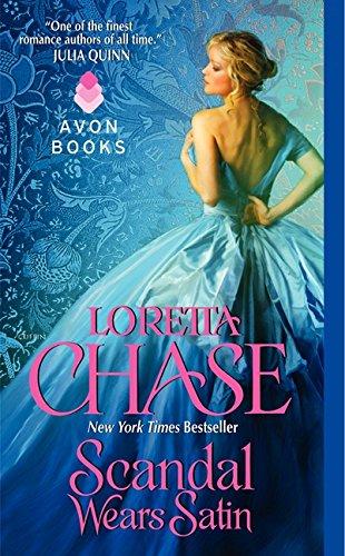 Scandal Wears Satin By Loretta Chase