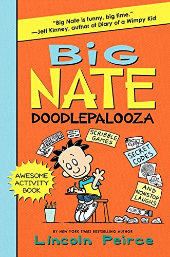 Big Nate Doodlepalooza By Lincoln Peirce