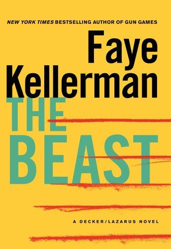 The Beast By Faye Kellerman