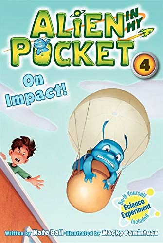 Alien in My Pocket By Nate Ball