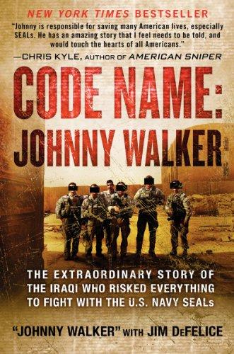 Code Name: Johnny Walker By Johnny Walker