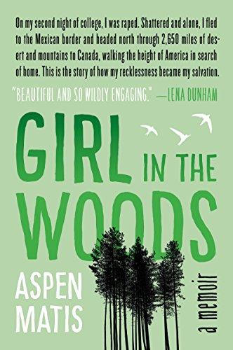 Girl in the Woods von Aspen Matis