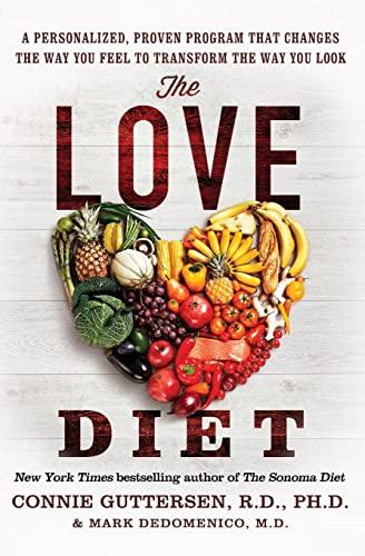 The Love Diet By Dr. Connie Guttersen