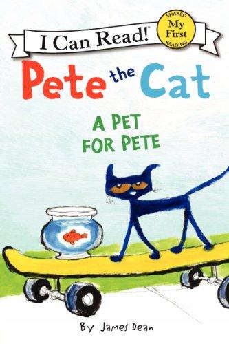 Pete the Cat von James Dean
