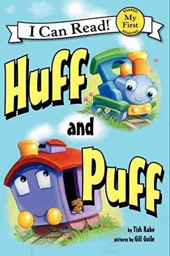 Huff And Puff By Tish Rabe
