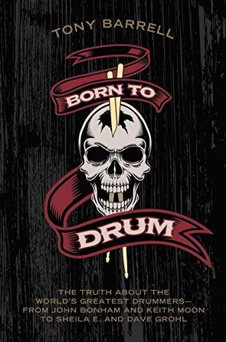 Born to Drum von Tony Barrell