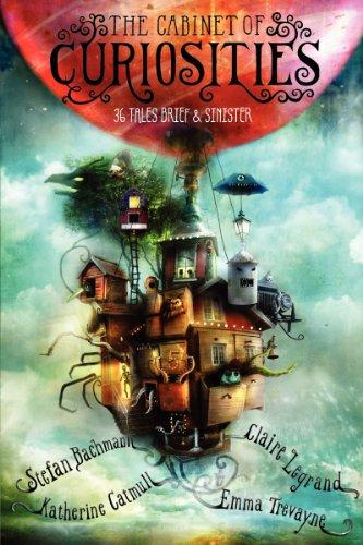 The Cabinet of Curiosities By Stefan Bachmann