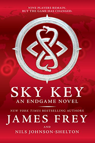 Endgame: Sky Key By James Frey