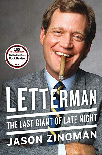 Letterman von Jason Zinoman