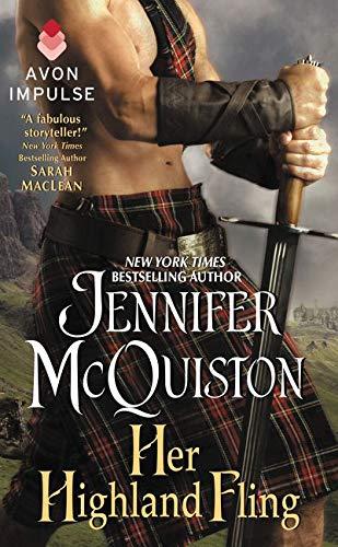HER HIGHLAND FLING By Jennifer McQuiston