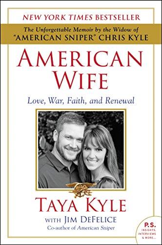 American Wife By Taya Kyle
