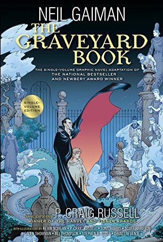 The Graveyard Book Graphic Novel Single Volume von Neil Gaiman