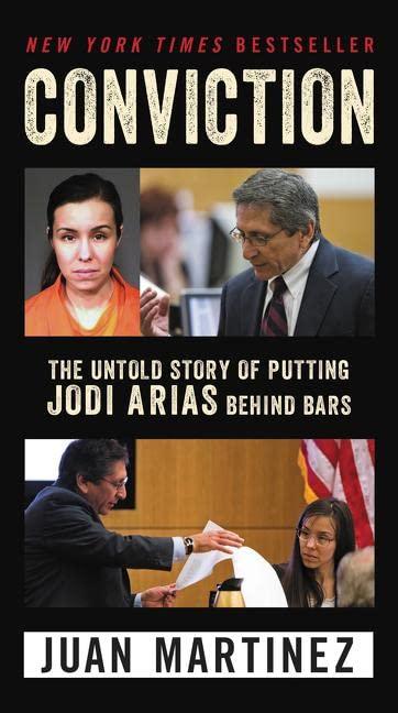 Conviction von Juan Martinez