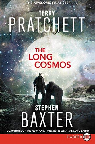 The Long Cosmos (Long Earth) By Terence David J Pratchett