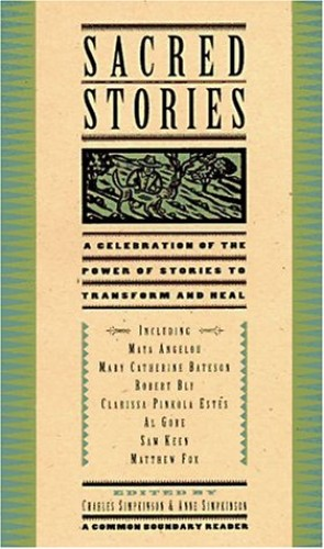 Sacred Stories By Edited by Charles Simpkinson