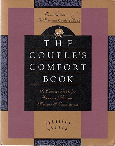 Couple's Comfort Book By Jennifer Louden