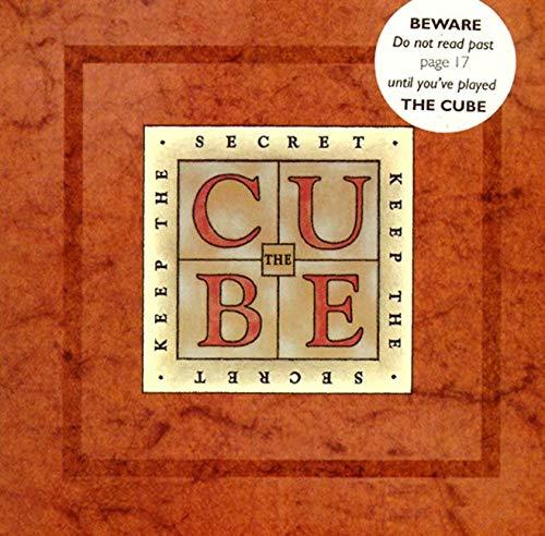 The Cube: Keep the Secret by Annie Gottlieb