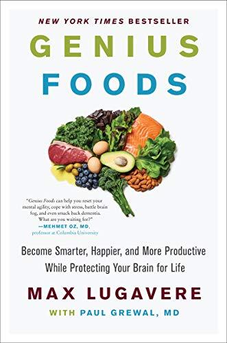 Genius Foods By Max Lugavere