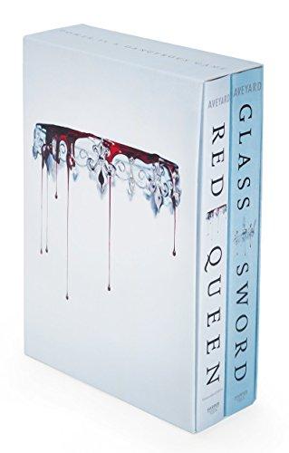 Red Queen 2-Book Box Set: Red Queen, Glass Sword von Victoria Aveyard