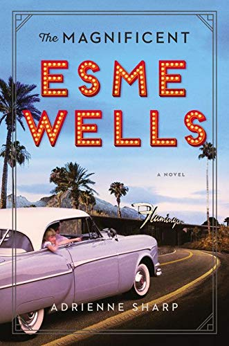 The Magnificent Esme Wells By Adrienne Sharp