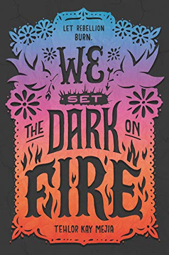 We Set the Dark on Fire von Tehlor Kay Mejia