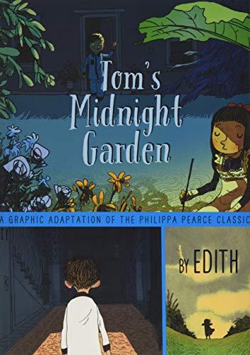 Tom's Midnight Garden Graphic Novel By Pearce