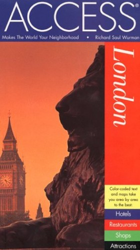 London (Access Guides) By Access Press