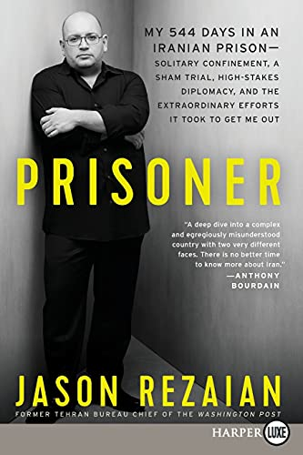 Prisoner By Jason Rezaian
