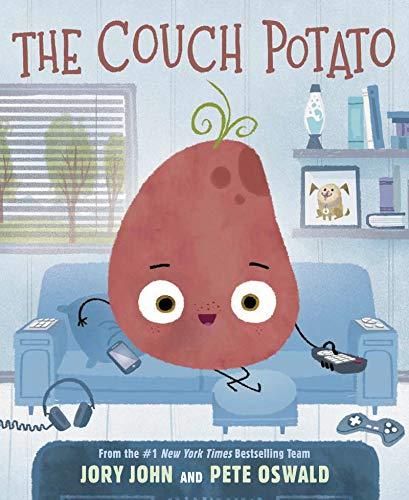 The Couch Potato By Jory John