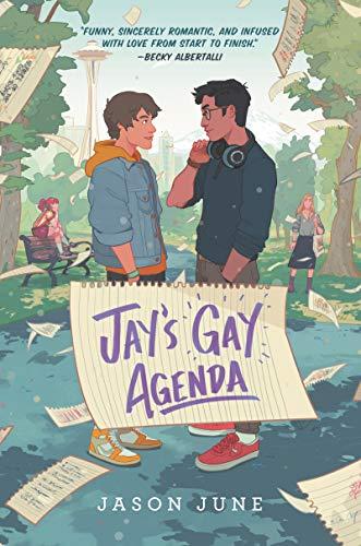 Jay's Gay Agenda von Jason June