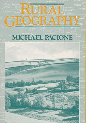 Rural Geography By Michael Pacione