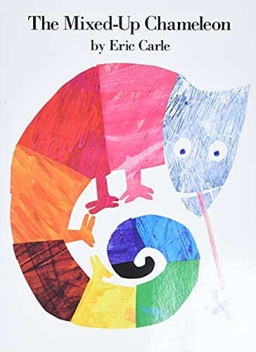 The Mixed-Up Chameleon von Eric Carle