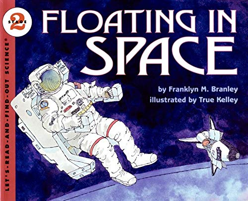 Floating In Space By F Branley