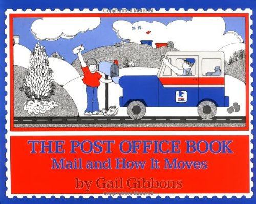 The Post Office Book By Gail Gibbons