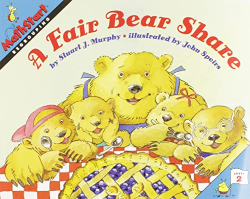 A Fair Bear Share By Stuart J. Murphy