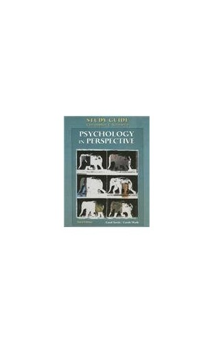 Psychology in Perspective By Carol Tavris