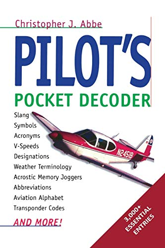 Pilot's Pocket Decoder By Christopher Abbe