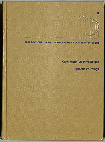 Igneous Petrology By Ian S.E. Carmichael