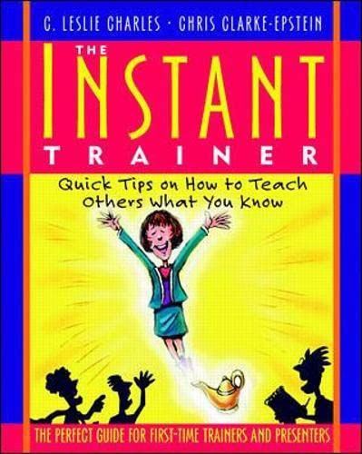 Instant Trainer By C. Charles