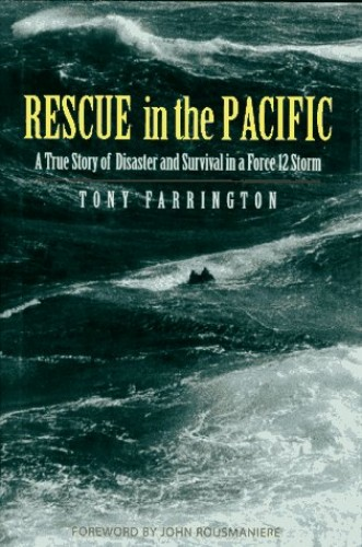Rescue in the Pacific By Tony Farrington
