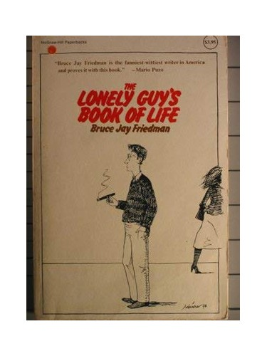 The Lonely Guy By Bruce J. Friedman