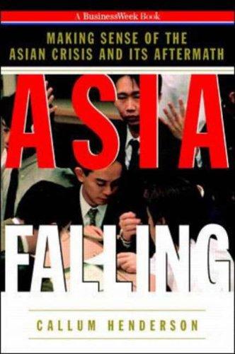 Asia Falling By Callum Henderson